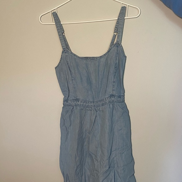 Garage jean dress
